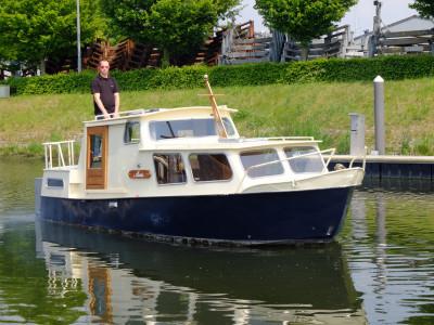 De Graaf kruiser 750