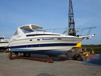 Bayliner 3055 met 2 Mercruiser 5.0 V8 motoren