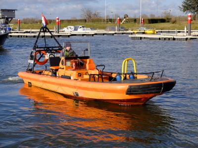 Heavy duty workboat