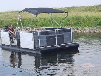 Pontonboot/ Terrasboot 600