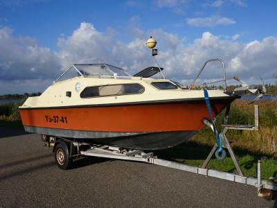Shetland 570 opknapper