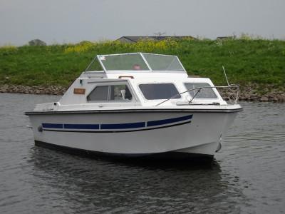 Shetland 640 Cabin