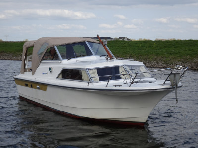 Marco 8.10HT is in neat condition with modern engine